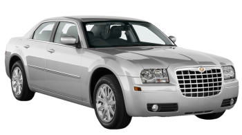 Chrysler 300C / Sedan / 4 doors / 2004-2010 / Front-right view
