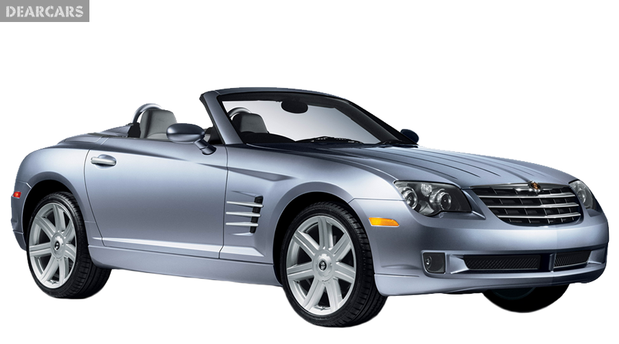 chrysler crossfire cabrio 3 2 v6 black edition auto informatie. Black Bedroom Furniture Sets. Home Design Ideas