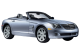 Chrysler Crossfire Roadster / Convertible / 2 doors / 2004-2008 / Front-right view