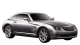 Chrysler Crossfire / Coupe / 2 doors / 2003-2008 / Front-right view