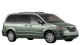 Chrysler Grand Voyager / Minivan / 5 doors / 2008-2011 / Front-right view