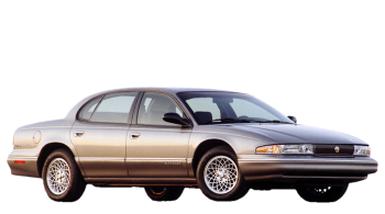 Chrysler New Yorker / Sedan / 4 doors / 1995-1997 / Front-right view