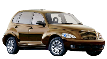 Chrysler PT Cruiser / Minivan / 5 doors / 2000-2010 / Front-right view