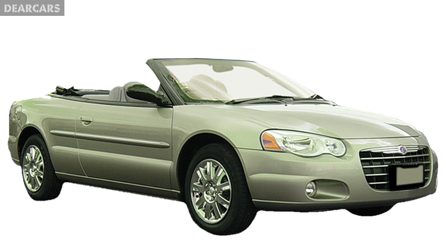 chrysler sebring cabrio modifications packages options photos. Black Bedroom Furniture Sets. Home Design Ideas