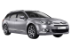 Citroen C5 Tourer / Wagon / 5 doors / 2008-2012 / Front-right view