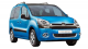 Citroen Berlingo Multispace / Minivan / 5 doors / 2012-2012 / Front-right view