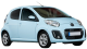 Citroen C1 / Hatchback / 5 doors / 2005-2012 / Front-right view
