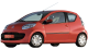 Citroen C1 / Hatchback / 3 doors / 2005-2012 / Front-left view