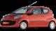 Citroen C1 / Hatchback / 3 doors / 2005-2012 / Front-left view