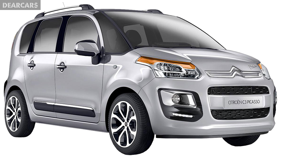 citroen c3 picasso 1 4 vti tendance minivan 5 doors 95 hp manual petrol 2011. Black Bedroom Furniture Sets. Home Design Ideas