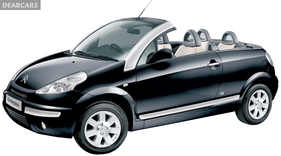 citroen c3 pluriel 1 4 convertible 2 doors 75 hp manual petrol 2003 2010. Black Bedroom Furniture Sets. Home Design Ideas