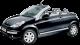 Citroen C3 Pluriel / Convertible / 2 doors / 2003-2010 / Front-left view