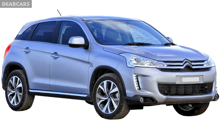 citroen c4 aircross hdi 2wd tendance suv crossover. Black Bedroom Furniture Sets. Home Design Ideas