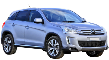 Citroen C4 Aircross / SUV & Crossover / 5 doors / 2012-2012 / Front-right view
