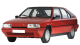 Citroen BX / Hatchback / 3 doors / 1983-1993 / Front-left view