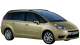 Citroen Grand C4 Picasso / Minivan / 5 doors / 2006-2012 / Front-right view