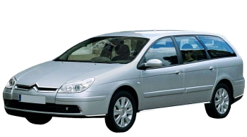 Citroen C5 Break / Wagon / 5 doors / 2001-2008 / Front-left view