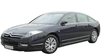 Citroen C6 / Sedan / 4 doors / 2006-2012 / Front-left view