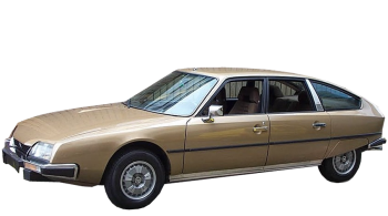 Citroen CX / Sedan / 4 doors / 1976-1989 / Front-left view