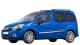 Citroen Berlingo / Minivan / 5 doors / 2008-2012 / Front-left view