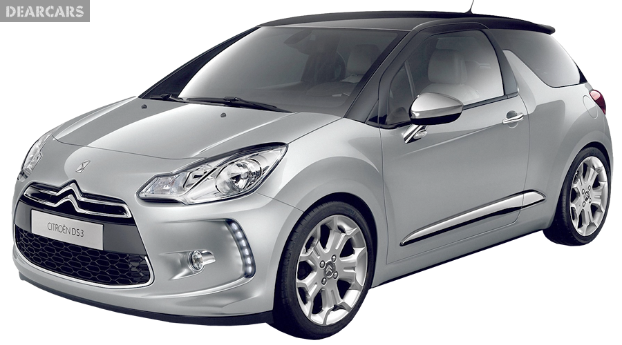 citroen ds3 1 4 vti chic hatchback 3 doors 95 hp manual petrol 2010 2018. Black Bedroom Furniture Sets. Home Design Ideas