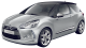 Citroen DS3 / Hatchback / 3 doors / 2010-2012 / Front-left view