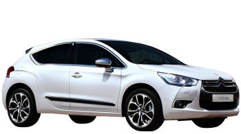 Citroen DS4 / Hatchback / 5 doors / 2011-2012 / Front-right view