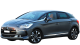 Citroen DS5 / Hatchback / 5 doors / 2011-2012 / Front-left view