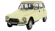 Citroen Dyane / Hatchback / 5 doors / 1969-1983 / Front-left view
