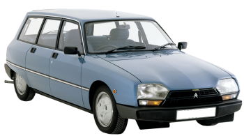 Citroen GSA Break / Wagon / 5 doors / 1979-1985 / Front-right view