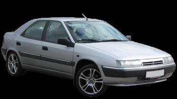 Citroen Xantia / Hatchback / 5 doors / 1993-2001 / Front-right view
