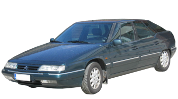 Citroen XM / Hatchback / 5 doors / 1989-1989 / Front-left view