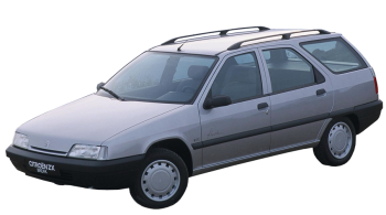 Citroen Xsara Break / Wagon / 5 doors / 1998-2005 / Front-left view
