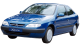 Citroen Xsara Coupe / Coupe / 3 doors / 1998-2004 / Front-left view