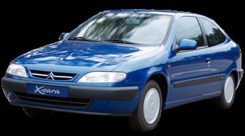 Citroen Xsara Coupe / Coupe / 3 doors / 1998-2004 / Front-left view