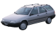 Citroen ZX Break / Wagon / 5 doors / 1994-1998 / Front-left view