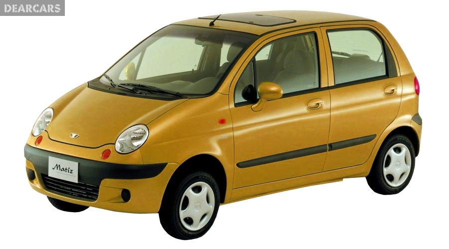 Daewoo Matiz • Modifications • Packages • Options • Photos