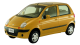 Daewoo Matiz / Hatchback / 5 doors / 1998-2004 / Front-left view