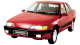 Daewoo Espero / Sedan / 4 doors / 1995-1997 / Front-left view