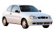 Daewoo Lanos / Hatchback / 3 doors / 1997-2003 / Front-right view