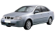 Daewoo Nubira / Sedan / 4 doors / 1997-2004 / Front-left view