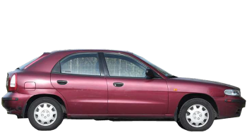 Daewoo Nubira / Hatchback / 5 doors / 1997-2004 / Right view