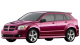 Dodge Caliber / Minivan / 5 doors / 2006-2011 / Front-left view