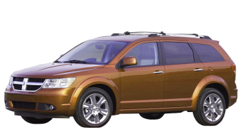 Dodge Journey / Minivan / 5 doors / 2008-2011 / Front-left view