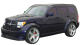 Dodge Nitro / SUV & Crossover / 5 doors / 2007-2010 / Front-left view