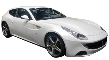 Ferrari FF / Coupe / 3 doors / 2011-2012 / Front-right view