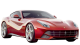 Ferrari F12 Berlinetta / Coupe / 2 doors / 2012-2012 / Front-right view