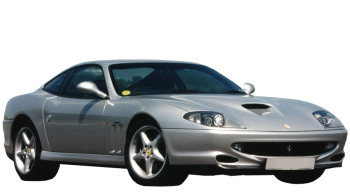 Ferrari 550 Maranello / Coupe / 2 doors / 1996-2002 / Front-right view