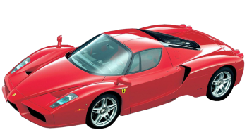 Ferrari Enzo / Coupe / 2 doors / 2002-2004 / Front-left view