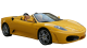 Ferrari F430 Spider / Convertible / 2 doors / 2005-2010 / Front-right view